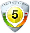 tellows Score 5 zu 0533332355