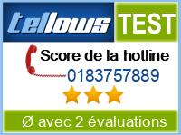 tellows Bewertung 0183757889